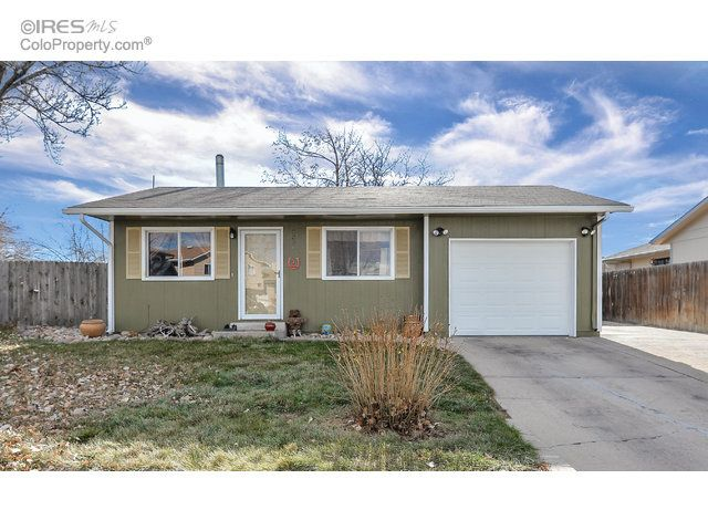 On Mummy Range Drive on the southeast end of Fort Collins. Built in 1978.  ColoProperty.com IRES MLS# 751948