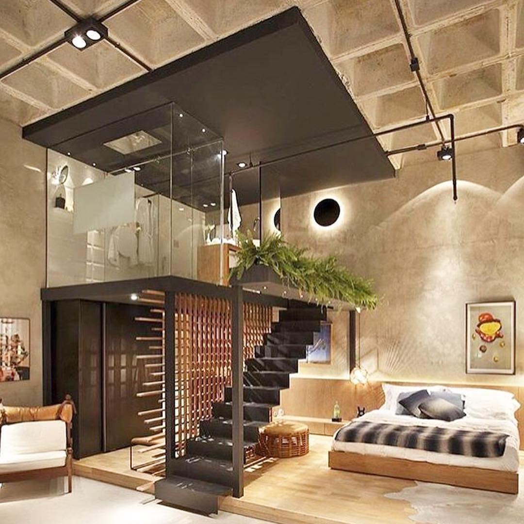 Projeto ousado by Intown Arquitetura com destaque para o