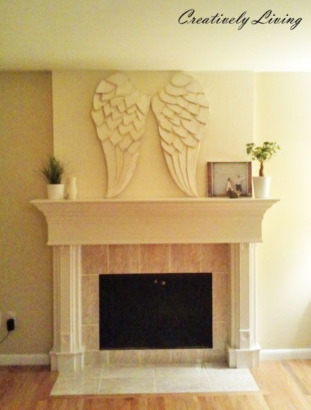 How to Make Huge, Awesome Angel Wings   Angel wings, Angel and Craft