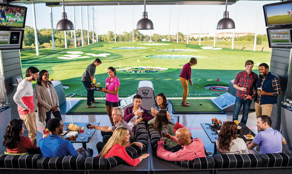 Looking for Topgolf Michigan options? As of late 2018, you'll find one at Great Lakes Crossing Outlets in Auburn Hills, marking the chain's first Michigan spot.