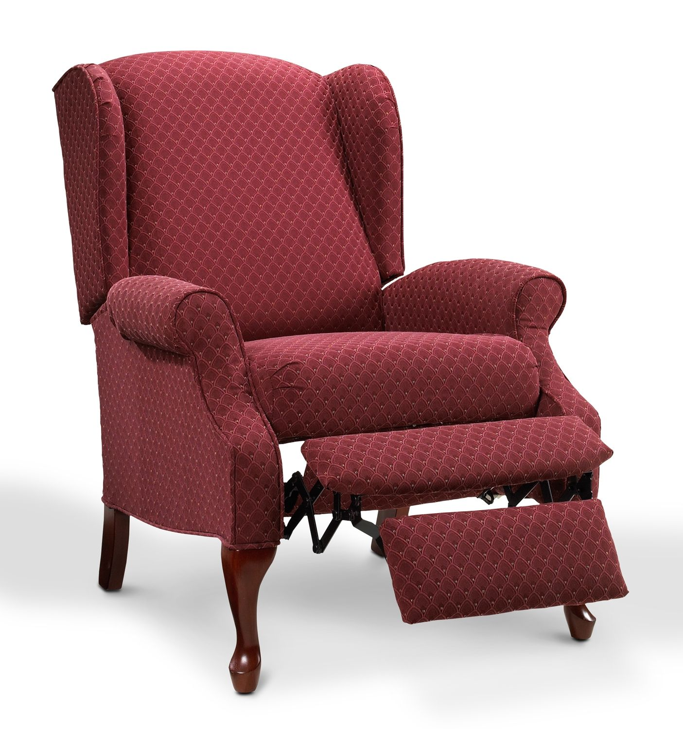 wing back recliner chairs Yahoo Image Search Results