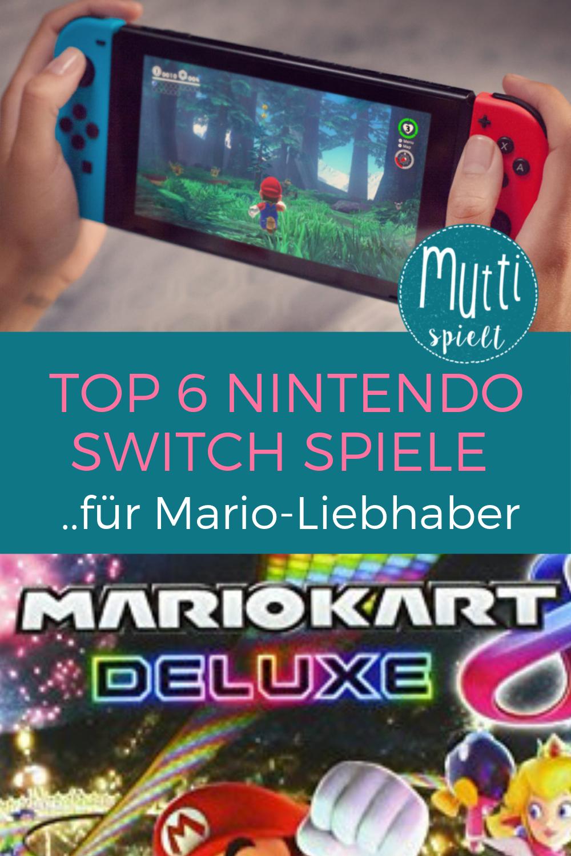 Alle Mario Spiele Fur Nintendo Switch Nintendo Switch Nintendo Mario Spiele