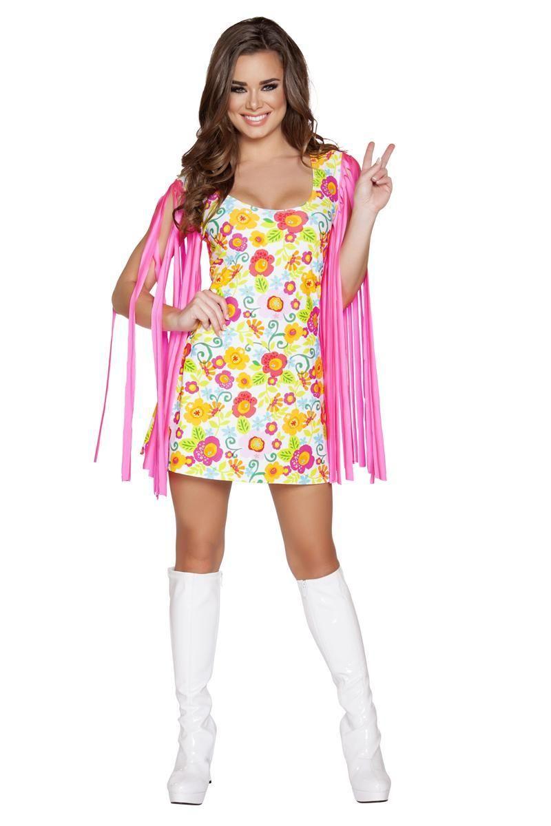 east coast fashions - #roma wild woodstock babe costume 4639