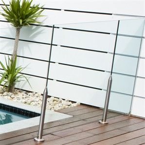 1300 X 1200mm Glass Pool Fencing Panel 111 Glass Pool Fencing Pool Fence Glass Fence