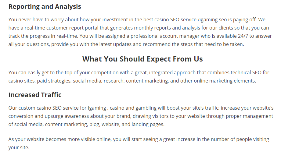 Online-casino Search Engine Optimisation Plans - Learn With goldencrown