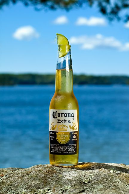 Corona Lime Which Does Not Mean I Like Fruity Drinks By Any Means Perfect Summer Drink Beach Beer Corona