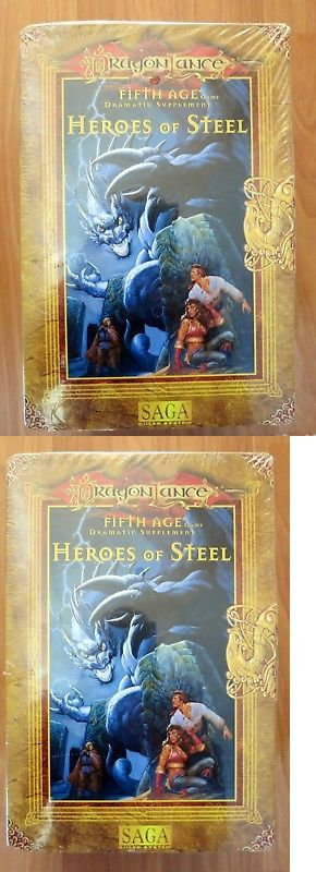 Adventure Modules 44113 Heroes Of Steel Dragonlance Fifth Age