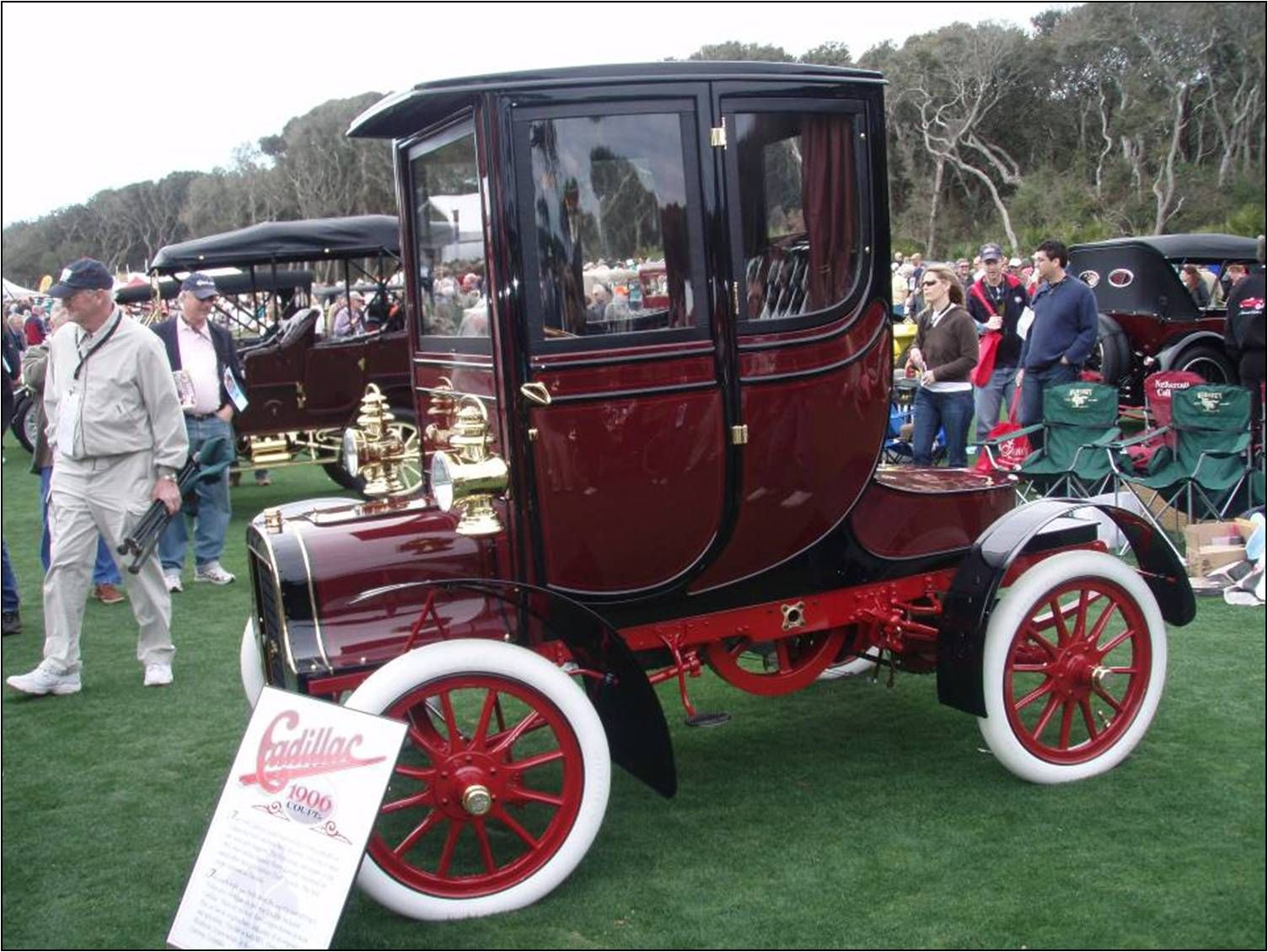 1906 Cadillac First Car With An Enclosed Cab 1911 To 1920 Early