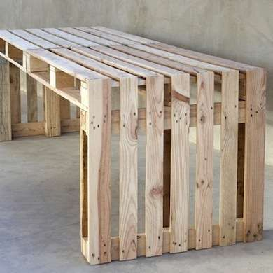 Photo of 15 Shipping Pallet Projects for the DIY Home