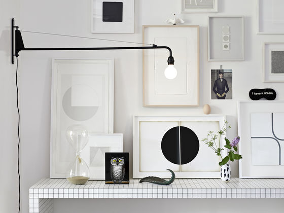Vitra Petite Potence Vitra Wall Lighting Design Wall Lamp