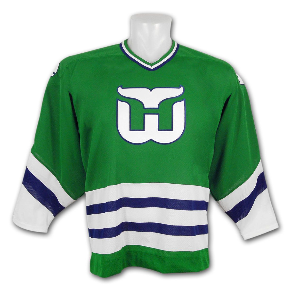 45c343fc6 Hartford Whalers Vintage Replica Jersey 1979 (Away) - Can be Customized at  IceJerseys.com - Official Fan Shop
