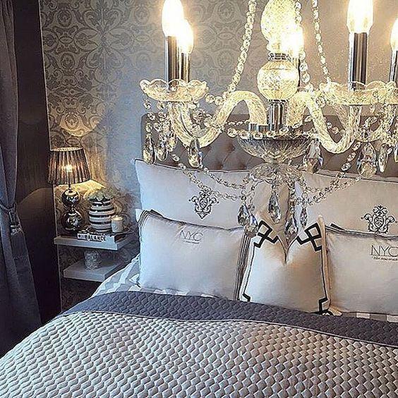 ♡ ᒪOᑌIᔕE ♡ - Master bedroom | Pinterest