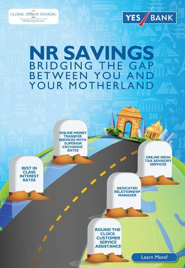 NRE Savings Account by YES BANK offers ease of access to your money ...