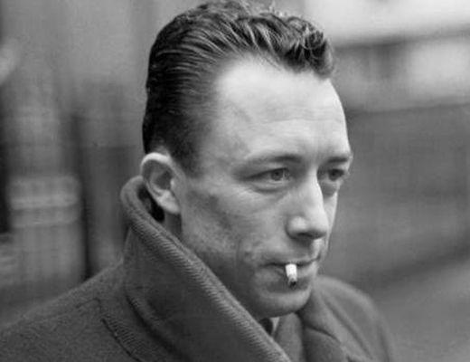 Albert Camus :  Rien ne prédisposait a priori Albert Camus, le fils d'un modeste ouvrier caviste et d'une femme de ménage analphabète d'origine espagnole, à devenir un écrivain reconnu, Prix Nobel de Littérature...