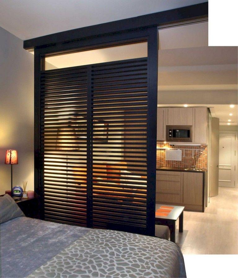 Apartment Space Saving Ideas: 32+ Stunning Apartment Studio Space Saving Organization