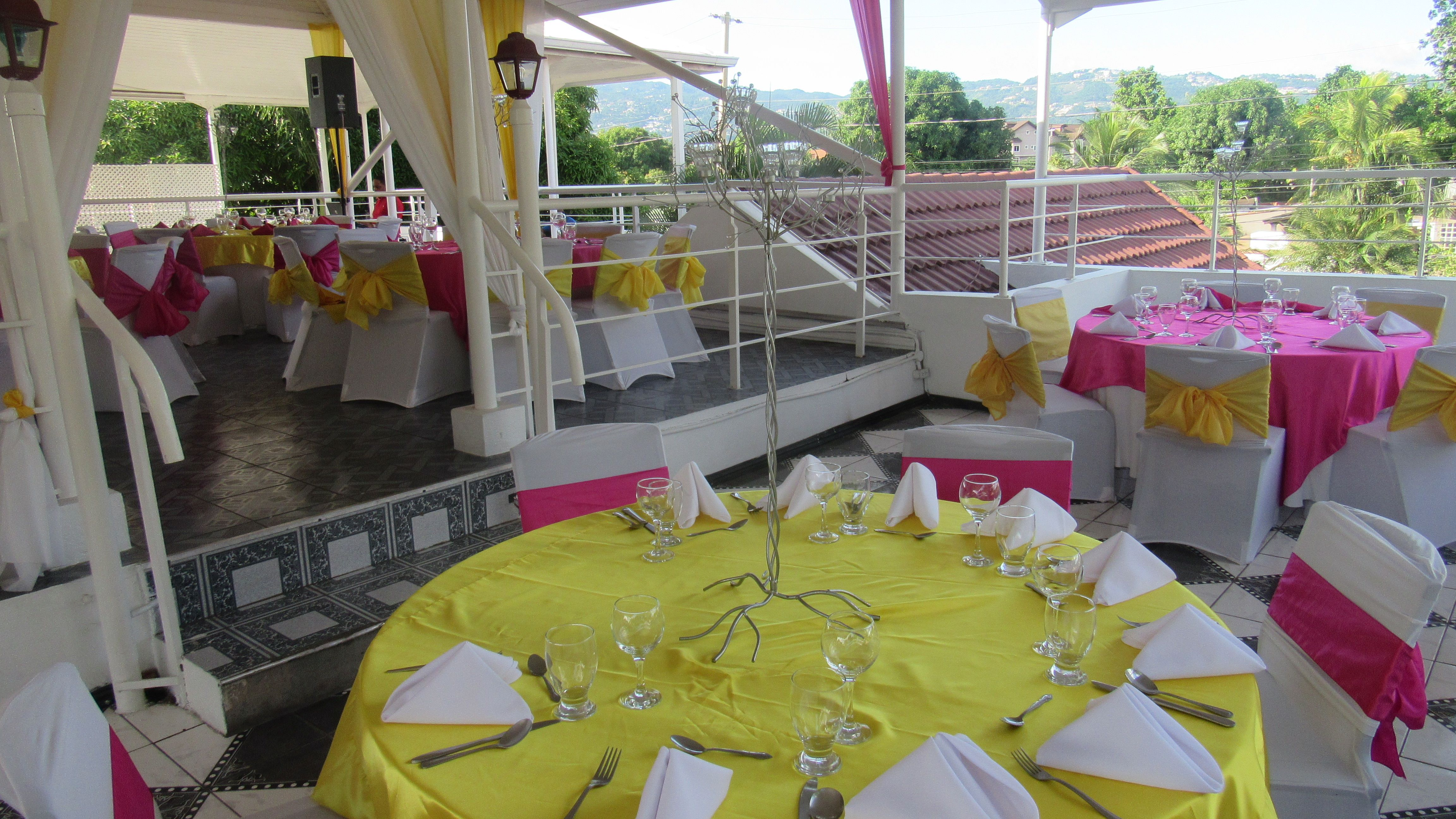 Wedding decorations yellow and gray  Pin by Victoria House Events on Wedding Decor  Pinterest  Weddings