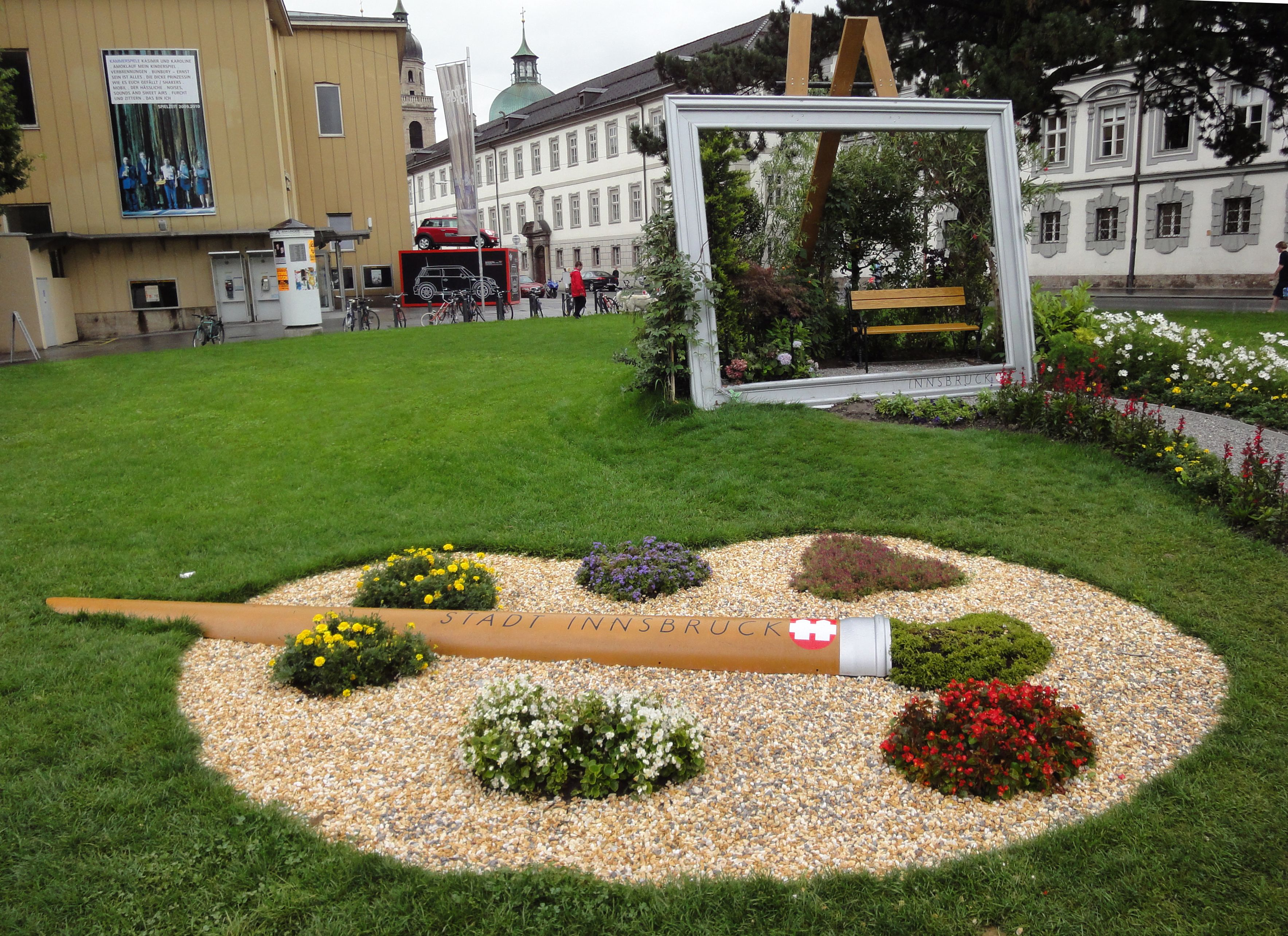 Innsbruck garden (With images) House styles, Outdoor