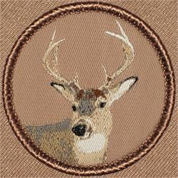 Deer Patrol Patch (#210)