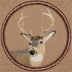 Deer Patrol Patch (#210)