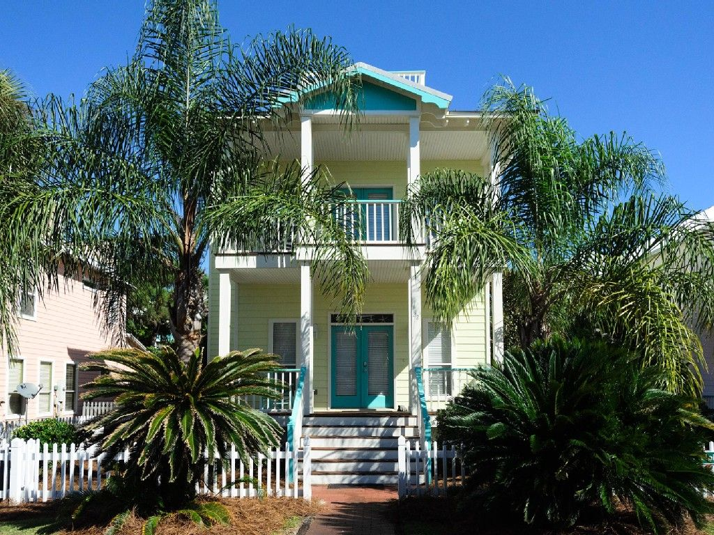 House vacation rental in Santa Rosa Beach from VRBOcom