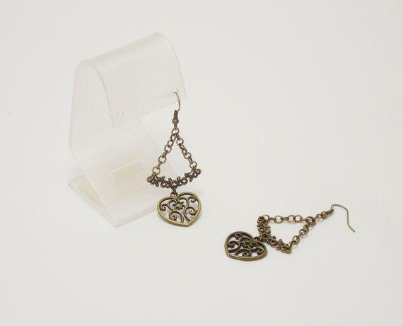 Valentine Giftforher Hearts Earrings Dangle Earrings Love Earrings