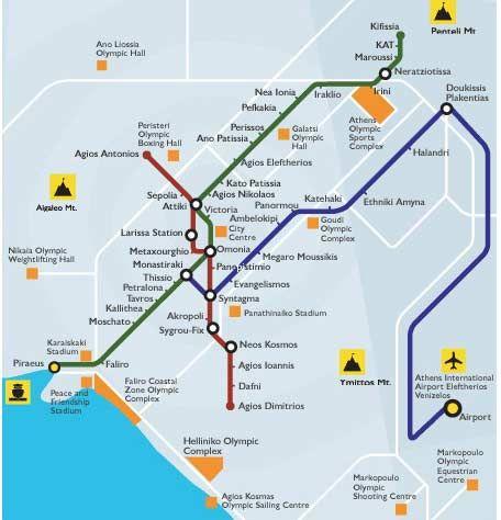 Athens Metro Www House2book Com Athens Metro