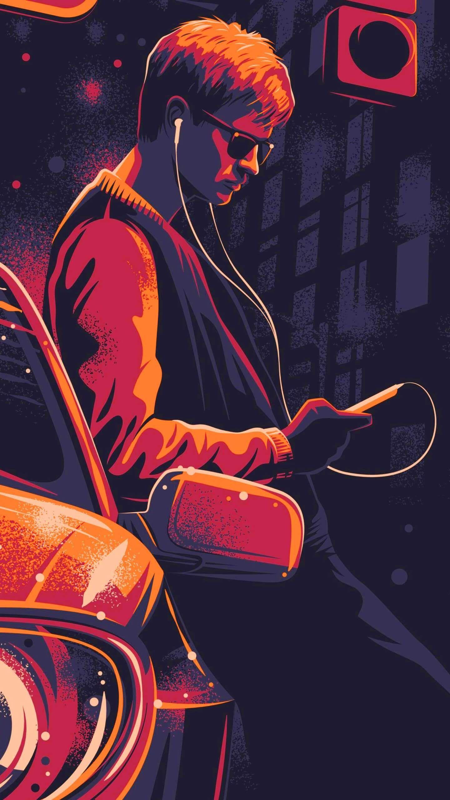 Baby Driver Baby Driver Baby Driver Poster Phone Wallpaper