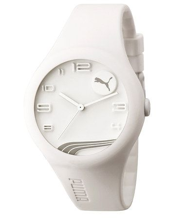 Take a look at this White Form Watch - Women by PUMA on ...