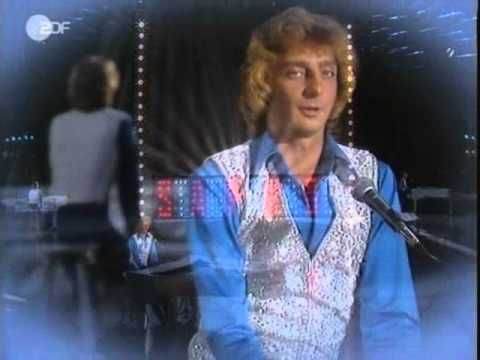BARRY MANILOW / MANDY (1974) -- Check out the \