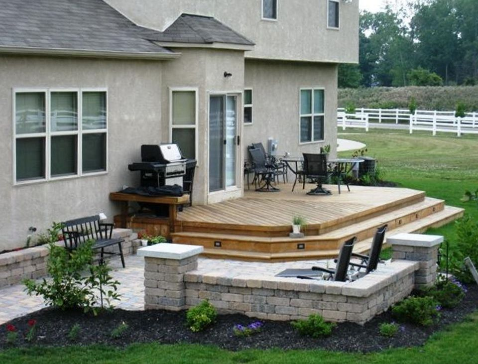 27 most creative small deck ideas making yours like never before - Deck And Patio Design Ideas