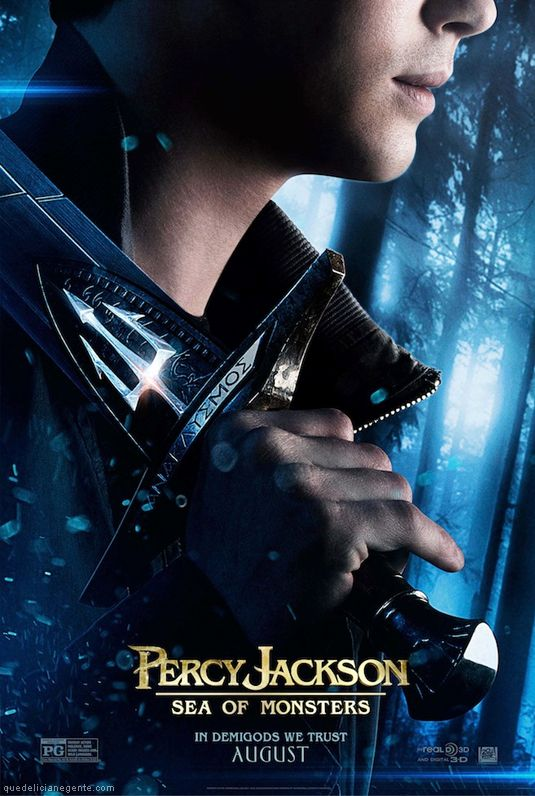 Percy Jackson Sea Of Monsters So Excited Percy Jackson