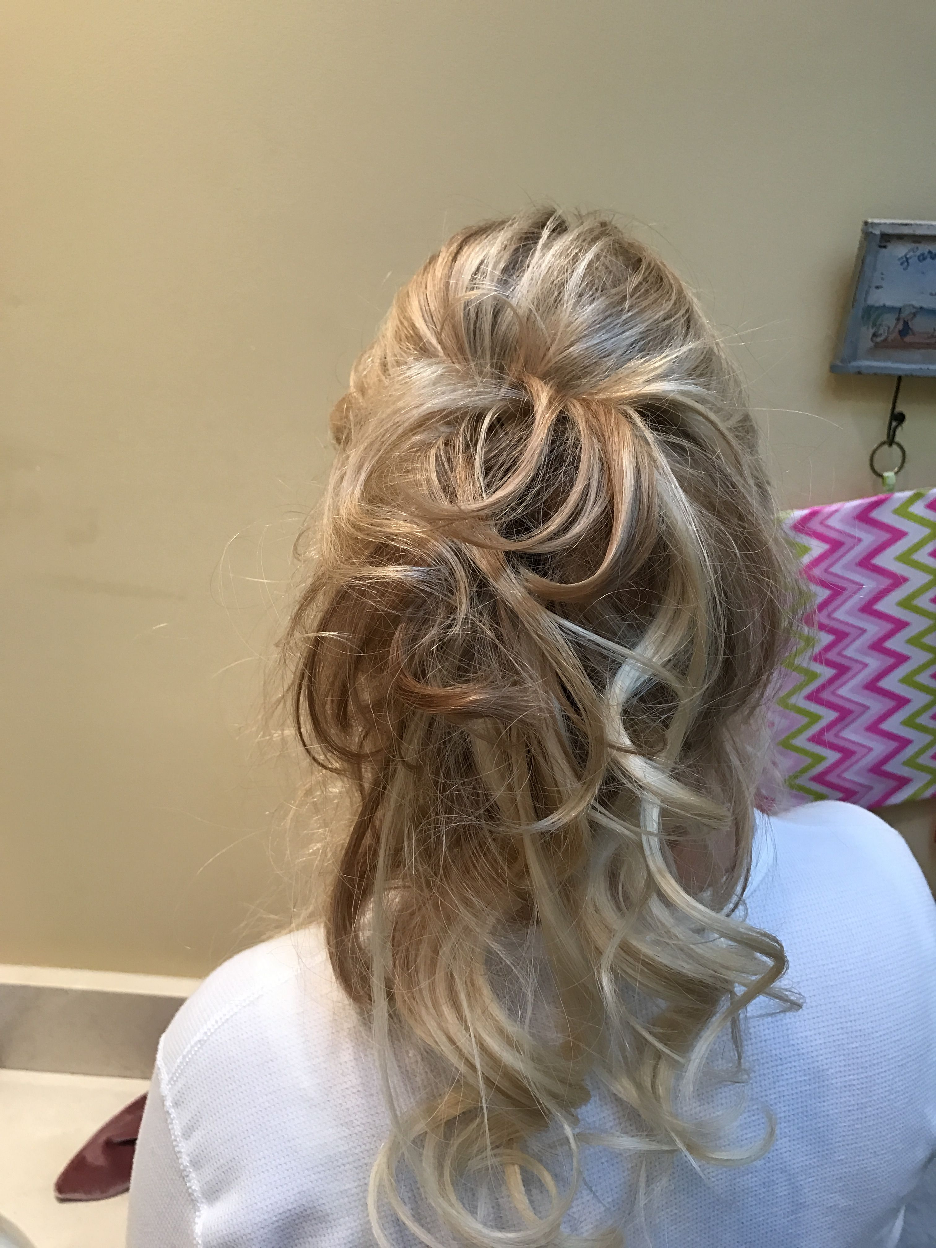 Messy Ponytail Hairstyle Extensions Wedding Hairstyles Up Do