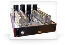 Finali di potenza stereofonici