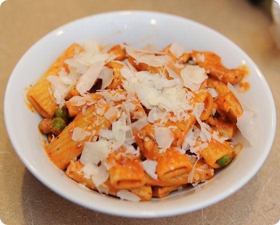Rigatoni recipe mmm mmm