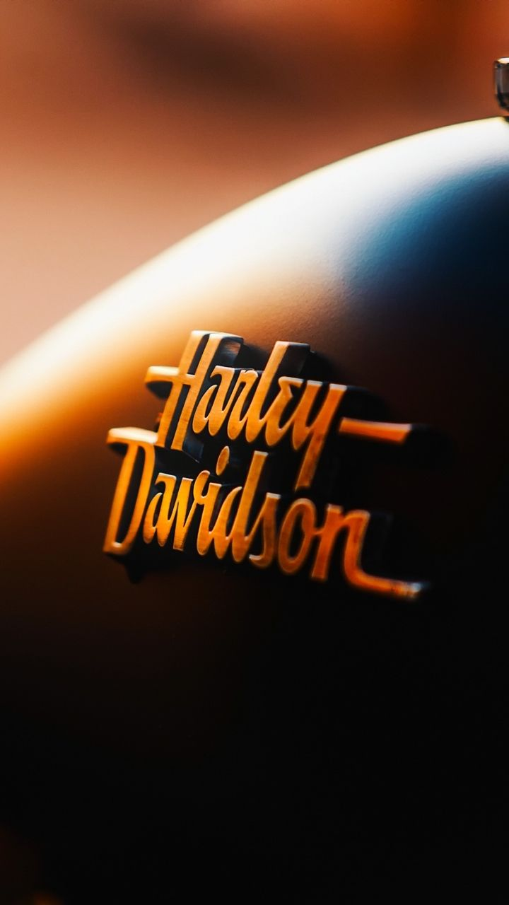 Bike Harley Davidson Iphone Wallpaper