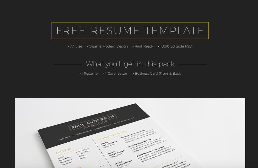 Free Resume Templates Keynote Resume Template Free Resume Templates Free Resume
