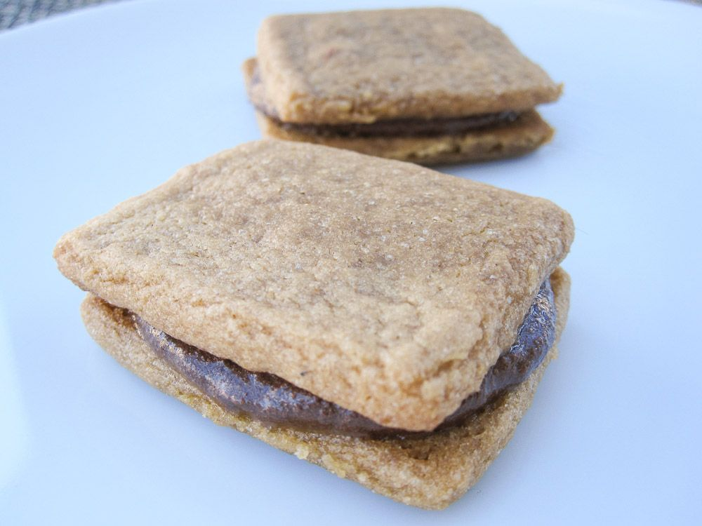 Speculoos Cookie Sandwiches Recipe-4
