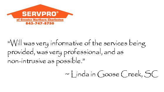 Thank you, Linda!  ~ Goose Creek, SC
