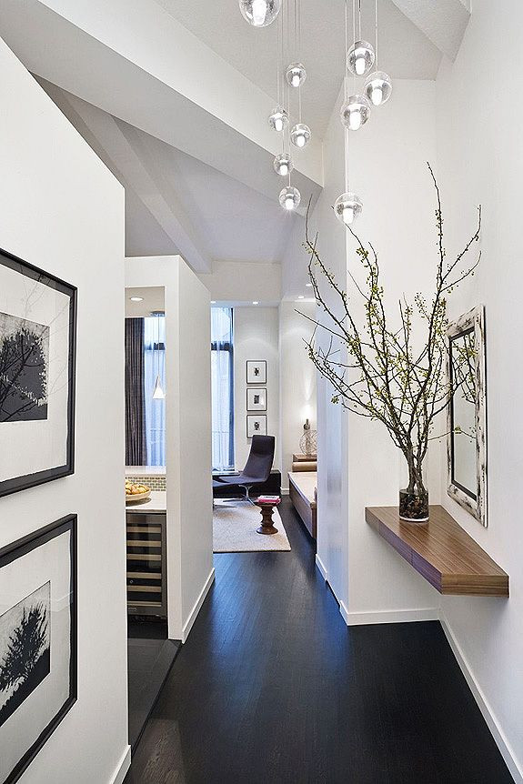 Modern Hallway Parlor 客廳 Interior Design Pinterest Modern Beauteous Parlor Interior Design Property