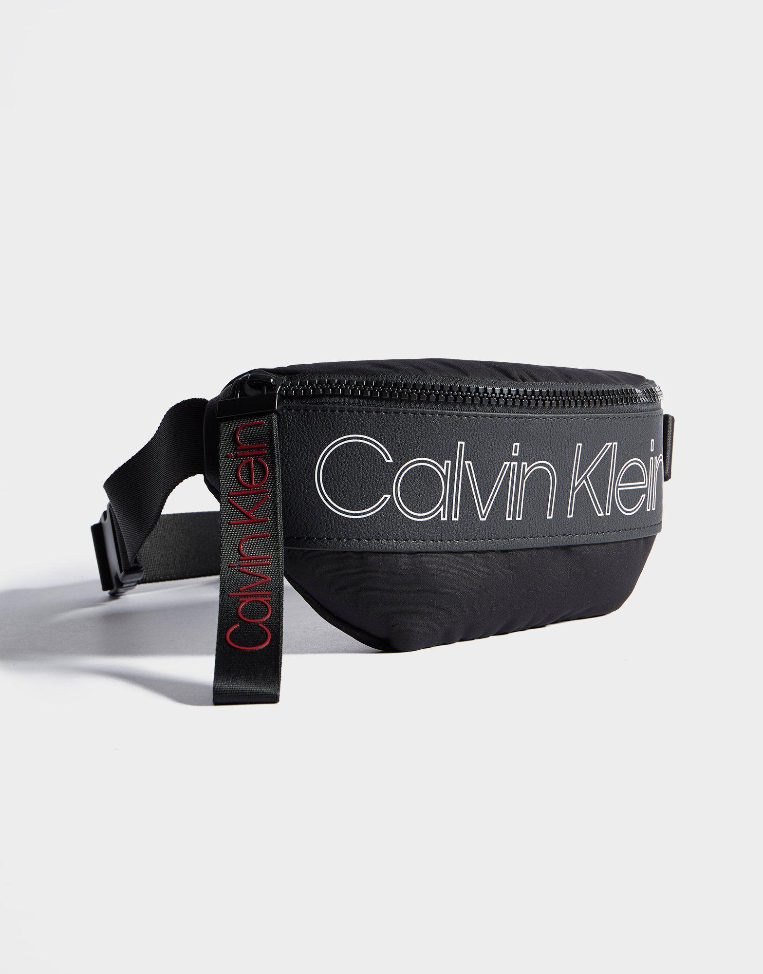 Calvin Klein Logo Waist Bag Shop online for Calvin Klein