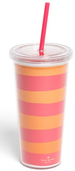 kate spade striped insulated tumbler http://rstyle.me/n/e965bnyg6