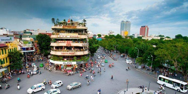 Bản đồ Cac Quận Ha Nội Du Lịch Việt Nam Bản đồ