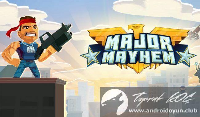 Major Mayhem V108 Oyun