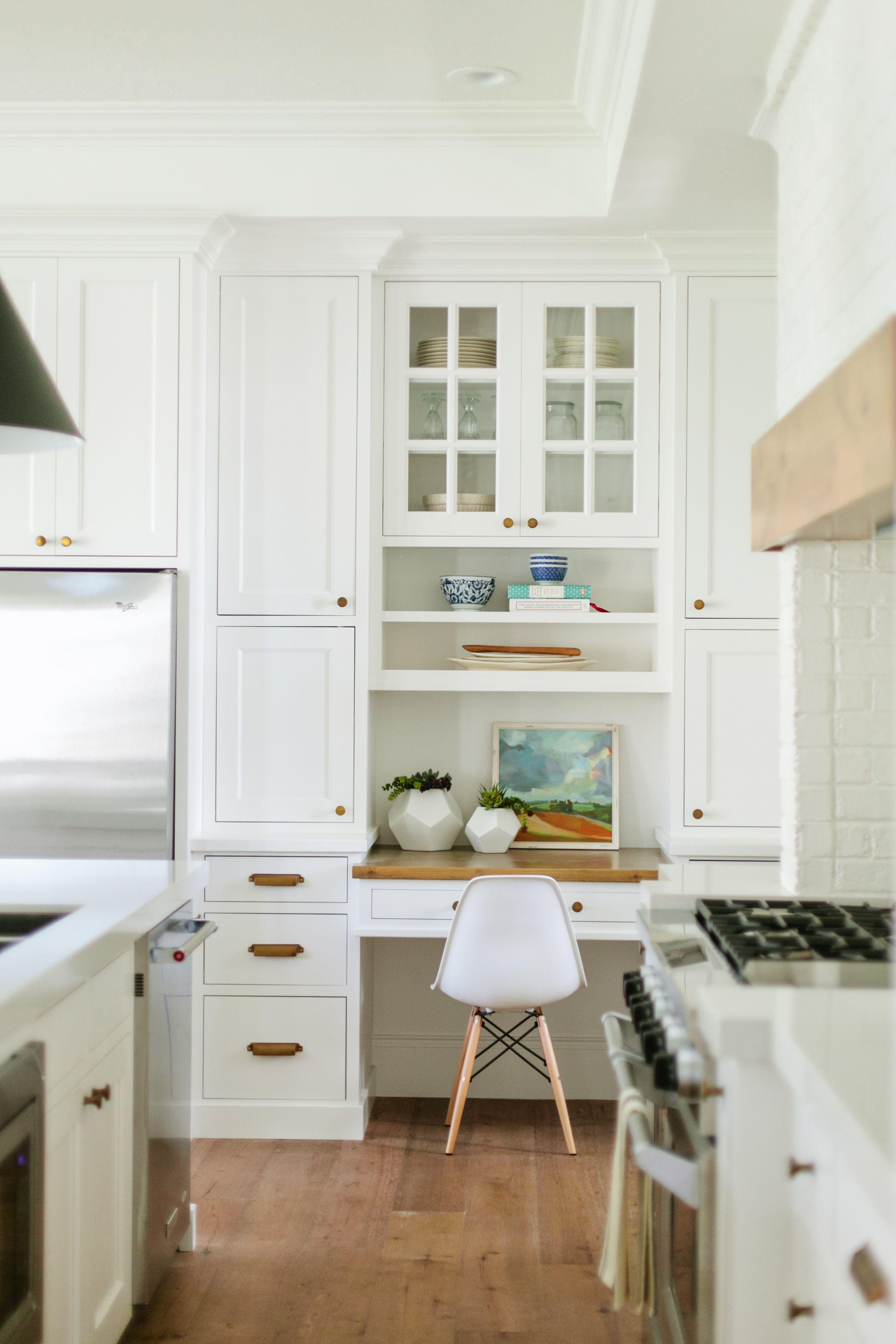 The Modern Farmhouse Project Kitchen & Breakfast Nook  Kitchen