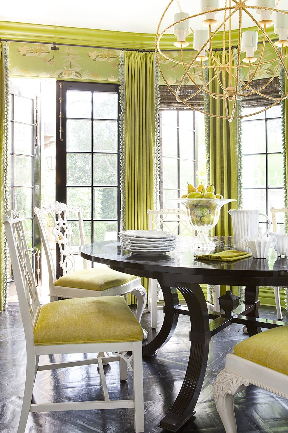 30 Vibrant Room Colors to Brighten Up Your Home   Room, Green rooms ...