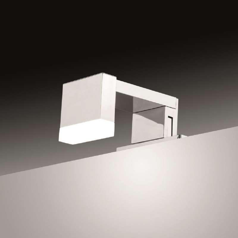 Luce A Led Per Specchio Bagno.Lampada A Led 8cm Per Specchio Bagno Illuminazione Bagno Nel