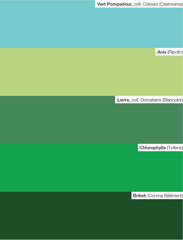 Préférence palettes couleurs vert deco - | Covik | Pinterest | Palette  GC64