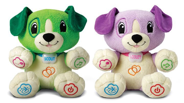 My Pal Scout Personalize This Snuggly Interactive Puppy By