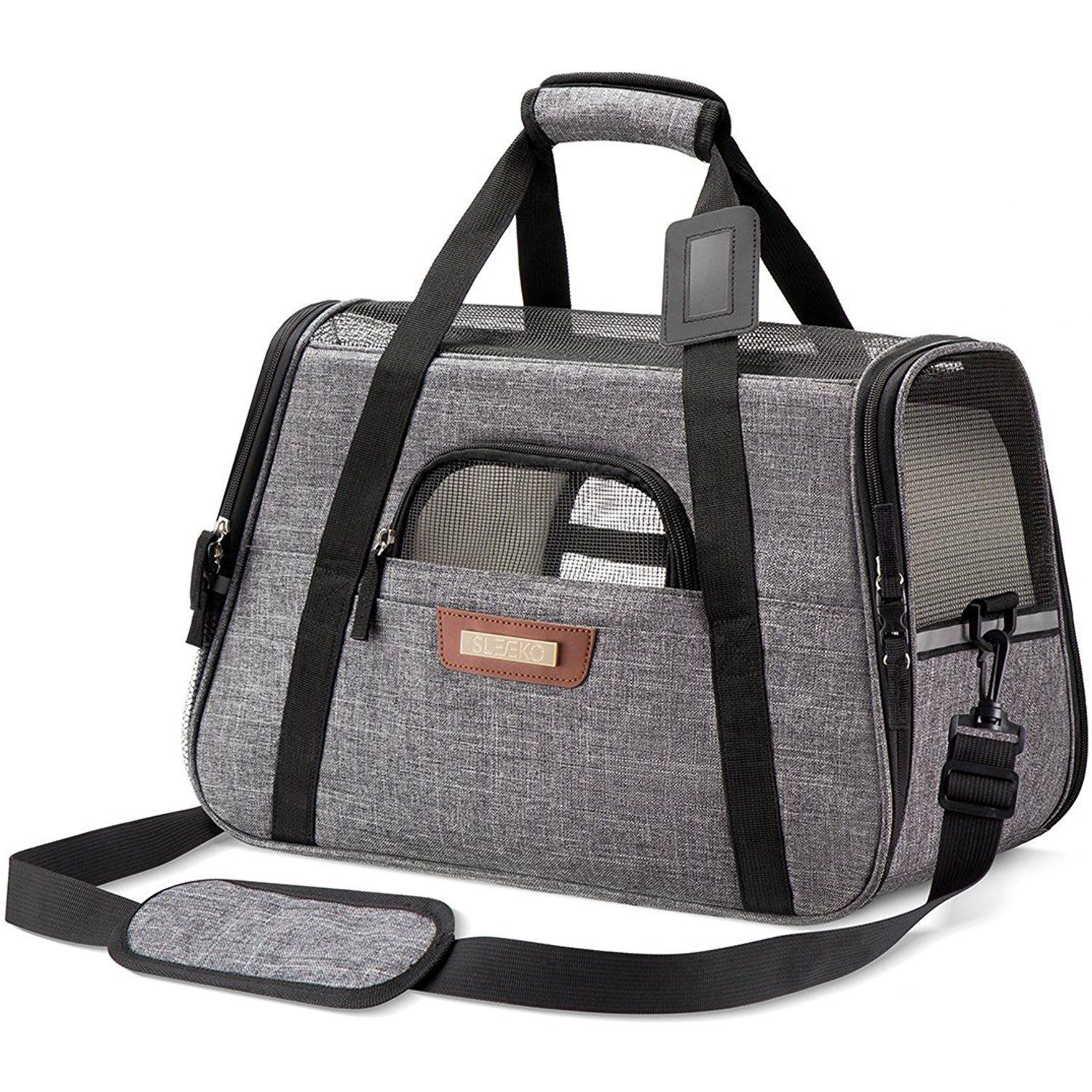 SMALL Premium Pet Carrier Airline Approved Under Seat for
