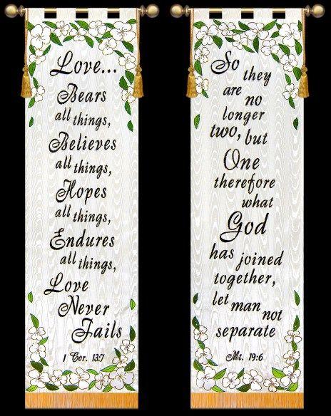 Christianbanners Church Banners Wedding Banner Banner